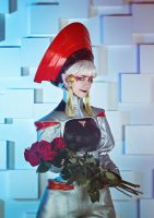 Maestro Delphine - Roses are my only passion by Wardia-Rose