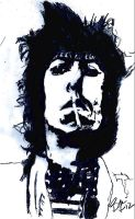 Keith Richards by BLB55