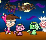 Happy Halloween FOP Style by goldfish078