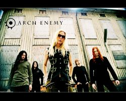 Arch Enemy Wallpaper. by iCrucifix
