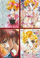 My 2011 ACEO Cards by Naschi