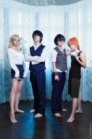 K Project - Scepter4 and Misaki Yata 2 by AmethystPrince