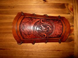 Archery Arm Guard by BlissInfinite