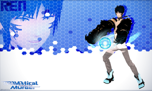 Ren Wallpaper - DRAMAtical Murder by NipahMMD