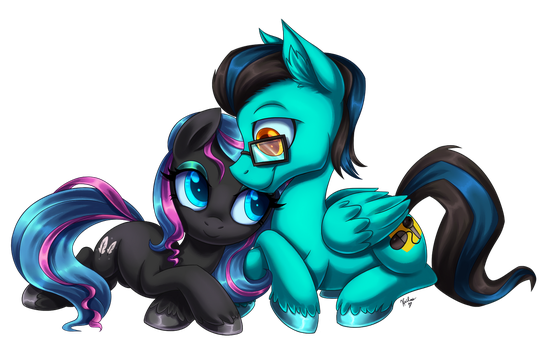 Commission: Kindhearted by Heilos