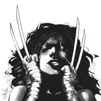 X-23 Ecstacy by JohnYandall