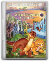 The Land Before Time: The Great Longneck Migration by Movie-Folder-Maker