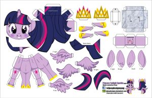 Princess Twilight (Joinys 004B) by ELJOEYDESIGNS