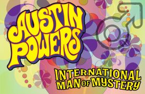 business card : Austin Powers 2014 by darshan2good