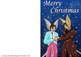 For You at Christmas by TatterTailArt