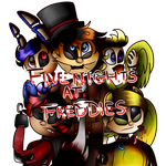 Five Nights At Freddies by MiningCazzy