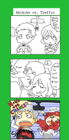 Persona 3 - retarded comic by Wasil