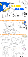 Sonic Meme by Baitong9194