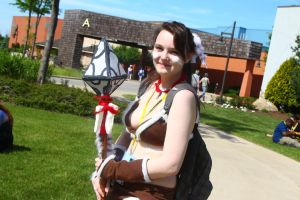 ColossalCon 2014 - Nidalee by VideoGameStupid