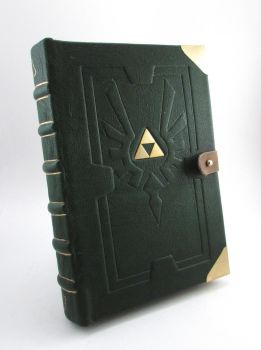 Book of Hyrule by MilleCuirs