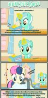 Heartstrings ch6/p01 - Minty Horse Problems by TriteBristle