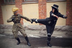 Stroheim vs. Kars by Pahisman