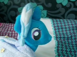 Trixie Commission 1 by DappleHeartPlush