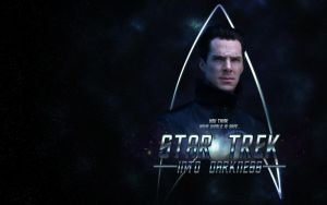 STAR TREK INTO DARKNESS wallpaper by nuke-vizard