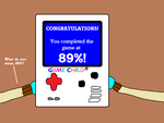 Gumball Completed the Game at 89%! by MikeEddyAdmirer89