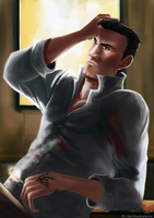 Daud feeling to old by DalSifoDyas