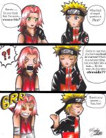 Naruto's TRUE feelings XD by Sakura-Bitch
