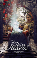 Heirs of Heaven Fake Book Cover by stormyhale