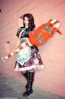 Alice Madness Returns cosplay high definition by LiryoVioleta
