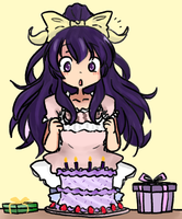 Date a Live - Shidou, what occasion is this? by Piddlepoddle
