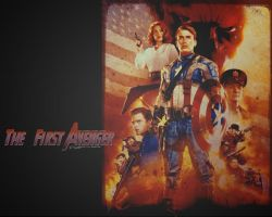 The First Avenger[1280x1024] by Johnny-Panik