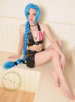 Beach Jinx by GagaAlienQueen
