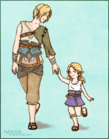 Hold My Hand by Hylian-Link