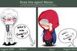 Draw This Again: Nero the Sweety Thing by FlaminiaKennedy