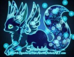 Sinehdae Adoptable ~ 27 AUCTION by BiahAdopts