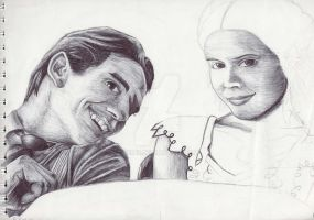 wip- Lolita and Humbert '97 by HER13
