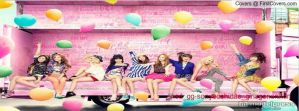 snsd love and girls Facebook cover by alisonporter1994