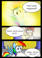 My Little Dashie II: Page 190 by NeonCabaret