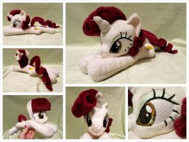 Scarlette Belle Beanie by equinepalette
