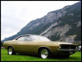 Barracuda by AmericanMuscle