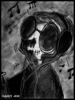 Deathly Music Fan by Dandy-Jon