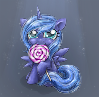Can I haz lollipop? by MunaDrake