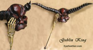 Goblin King number 2 by eyefeather