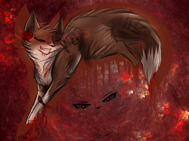 CE: I've been dreaming of blood on the walls by Amerikat
