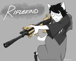 Art of the Dynamic Riflekind by OsH-Fishus