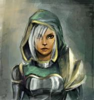 Speedpaint Riven by jellyxbat