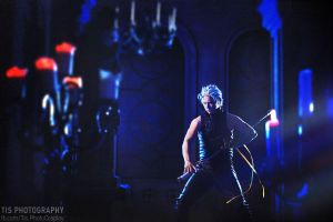 Devil May Cry 3 - Vergil - Devil's Tower by Aoki-Lifestream