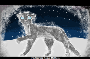 Ashfur in StarClan by Lithefeather