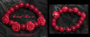 The Samhain Collection: Blood Roses by witchcraftywolfen