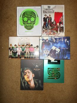 Kpop Collection Update 4 by ShineeWorld58