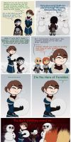 DAO: Do You Wanna Build A Snowman? by LiliumSnow